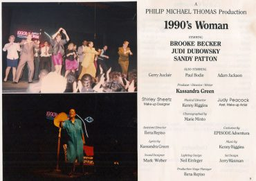 1990S WOMAN MIAMIWAY THEATER